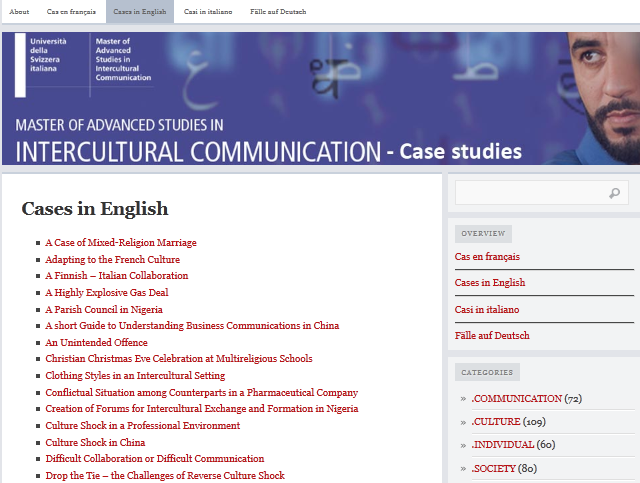 intercultural communication experience essay