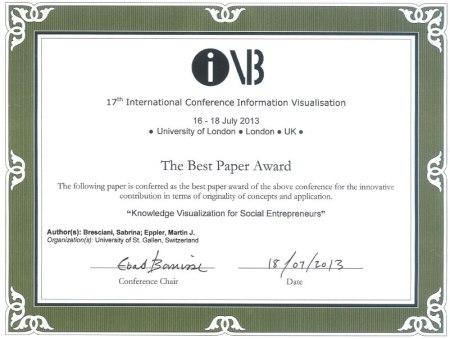 bresciani-eppler-best-paper-award-social-entrepreneurship
