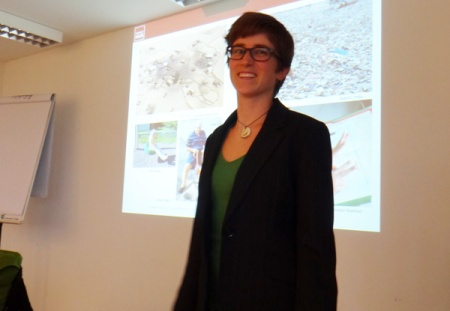 guest-lecture-Rahel on Social Entrepreneurship