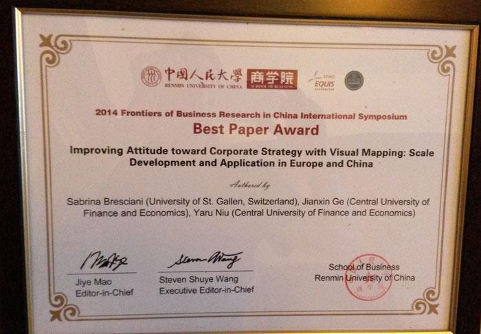 bresciani-best-paper-award