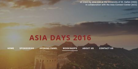 asia days