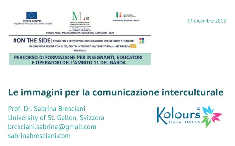 le immagini per la comunicazione interculturale